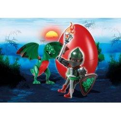 Playmobil 6836 - Smoczy wojownik