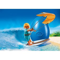 Playmobil 6838 - Kitesurfer - Summer Fun
