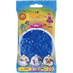 Hama 207-15 - Kolor niebieski transparentny - 1000szt