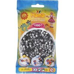 Hama 207-62 - Kolor srebrny - 1000szt midi
