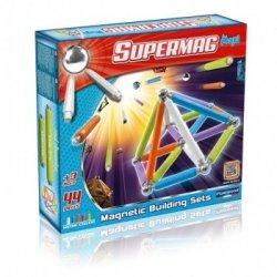Klocki Magnetyczne Supermaxi FLUO 44