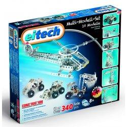 Eitech C300 - Zestaw multi 10 modeli
