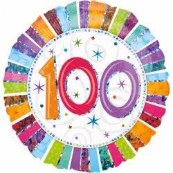 Balon Foliowy 100 lat!