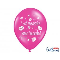 Balon lateksowy 30cm - Wieczór Panieński