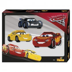 Hama 7951 - Cars (Auta) - Koraliki midi