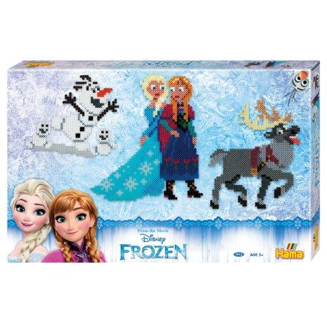 Hama 7913 - Kraina Lodu (Frozen) - Koraliki Midi