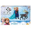 Hama 7913 - Kraina Lodu (Frozen) - Zestaw 4000 Koralików Midi