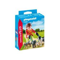 Playmobil 5380 - Opiekunka psów