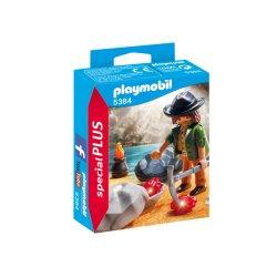 Playmobil 5384 - Poszukiwacz minerałów