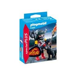 Playmobil 5385 - Wojownik z wilkiem