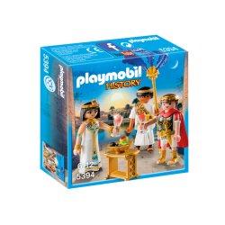 Playmobil 5394 - Cezar i Kleopatra