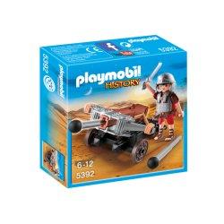 Playmobil 5392 - Legionista z Miotaczem Serii History
