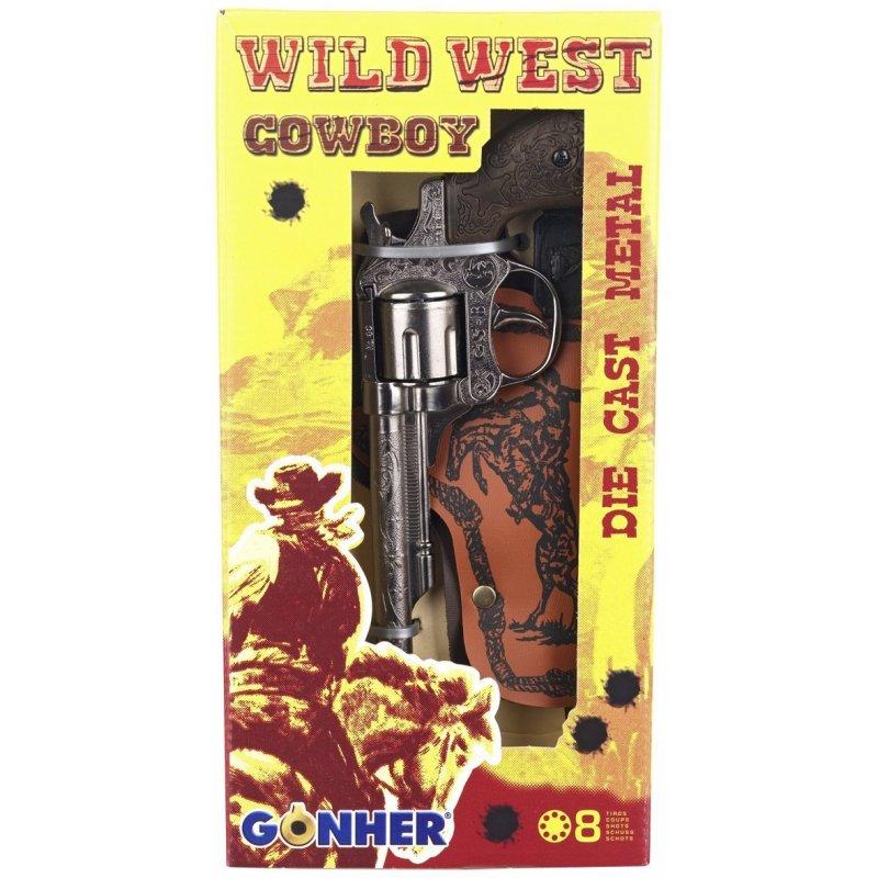 Rewolwer Cowboy + Kabura GONHER 201/0