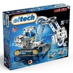 Eitech c11 - Koparka z Klocków Konstrukcyjnych