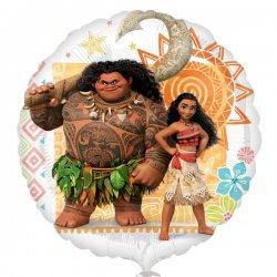 Balon Foliowy 43cm - Vaiana