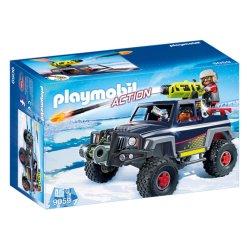 Playmobil 9059 - Pojazd terenowy z piratem polarnym