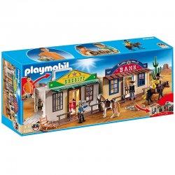 Playmobil 4398 - Przenośne miasteczko westernowe - Playmobil Western