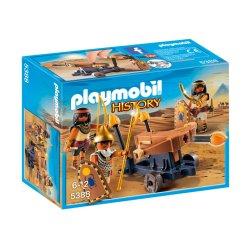 Playmobil 5388 - Egipcjanie z Wyrzutnią