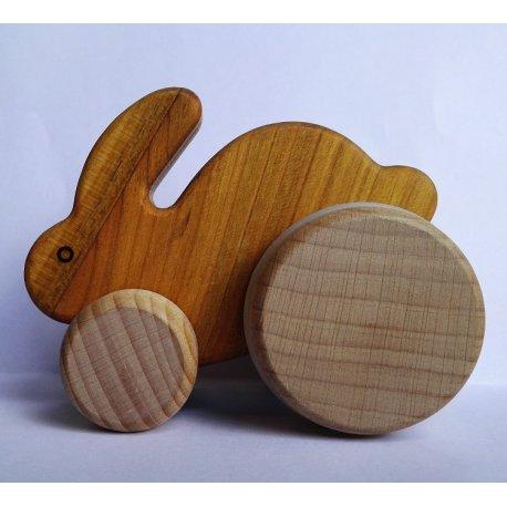 Bajo 25090 - Drewniany mały królik