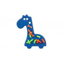 Przeszywanka Żyrafa - różne kolory