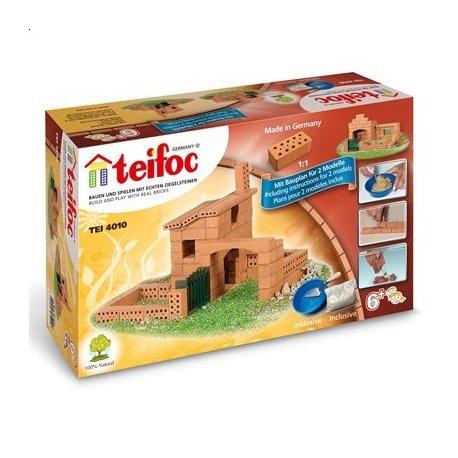 Mały Domek - Teifoc 2 plany Budowlane 4010