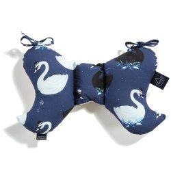 Poduszka Angel's Wings Velvet - Magic swan, rafaello - La Millou
