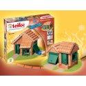 Teifoc 4210 Dom z Garażem 207 Elementów
