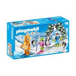 Playmobil 9282 - Szkoła narciarska