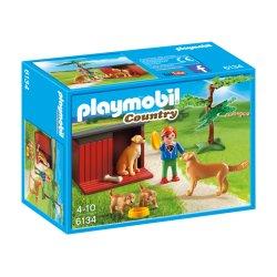 Playmobil 6134 - Labrador ze szczeniaczkami