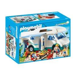 Playmobil 6671 - Rodzinne auto kempingowe