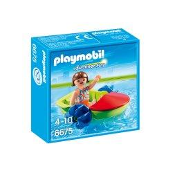 Playmobil 6675 - Zabawa z łodzią