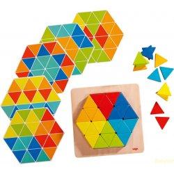 Układanka magiczne trójkąty - Haba 301703