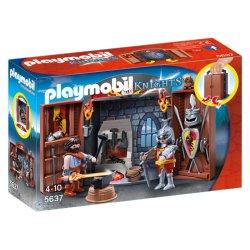 Playmobil 5637 - Play box Kuźnia rycerska