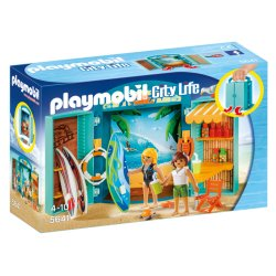 Playmobil 5641 - Play box Sklep surfingowy