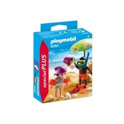 Playmobil 9085 - Dzieci z Zamkiem z Piasku