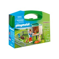 Playmobil 9104 - Skrzyneczka Wybieg dla królików