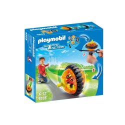 Playmobil 9203 - Speed Roller Orange