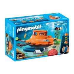 Playmobil 9234 - Łódź Podwodna z Silnikiem Podwodnym