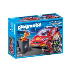 Playmobil 9235 - Samochód strażacki