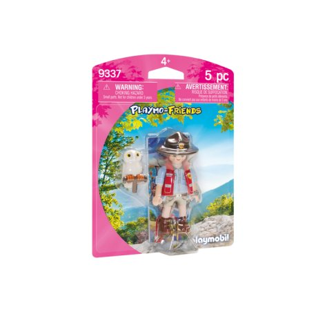 Playmobil 9337 - Strażniczka parku