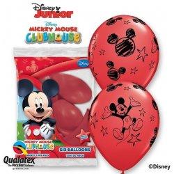 Myszka Mickey Balon Lateksowy 31 cm