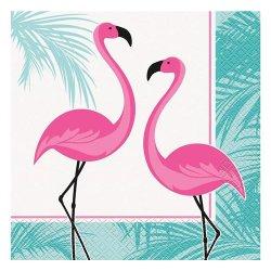 """Serwetki papierowe """"Flamingo"""" 16 szt., 33x33cm,"""