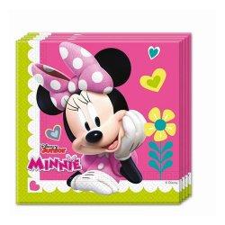 """Serwetki """"Minnie Happy Helpers"""" 20 szt., 33x33cm"""