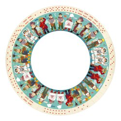 Domino Circular I want to be - Londji