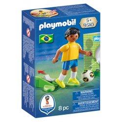 Playmobil 9510 - figurka piłkarza Brazylii