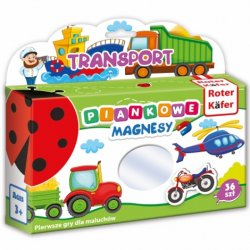 Piankowe magnesy Transport - Roter Kafer