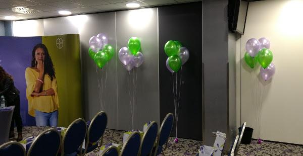 Balony z Helem - Konferencja w Hotelu w Krakowie