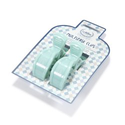 2 pack multitask clips - Mint - La Millou