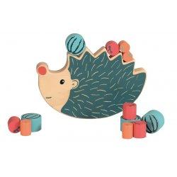 Egmont Toys 511056, Drewniany jeżyk, równoważnia