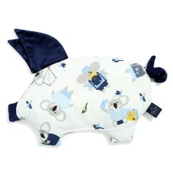 Podusia Sleepy Pig Velvet, Hello world, Royal navy, La Millou